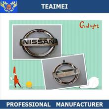 2006-2012 car chrome badge logo Altimas Sentra hood bonnet grille front emblem for Nissans