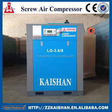 22kw /30hp /127cfm Stationary Screw Air Compressor Price