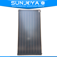 All-copper Black Chrome Pressurized 1.2Mpa Family and Project Flat-plate Air Solar Collector