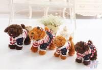 stuffed teddy bear dog