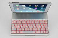 Slim Aluminum Wireless Bluetooth Keyboard Case Cover For macbook