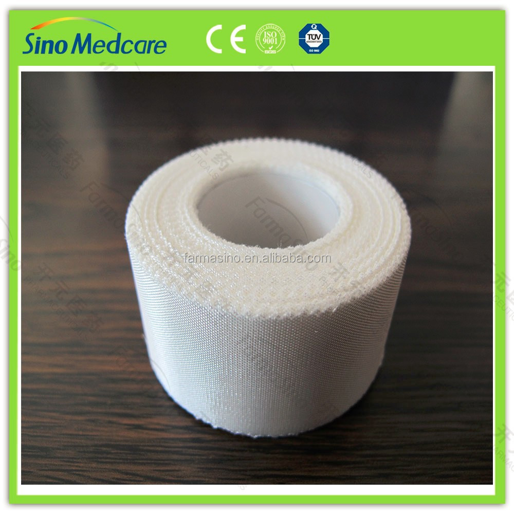Breathable Waterproof Surgical Silk Tape