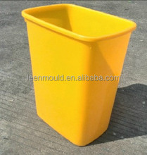 Taizhou Plastic Moulding 25L HDPE Garbage Can, Waste Bins, Outdoor Trash Can,