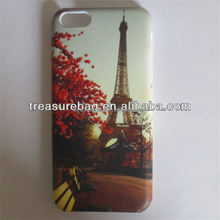 3D white sublimation mobile phone cover