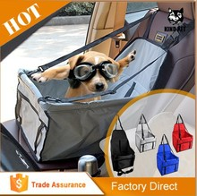 Car Hanging Dog Booster Seat Dog Car Seat Cover