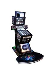 The Rubik's Cube music box machine arcade