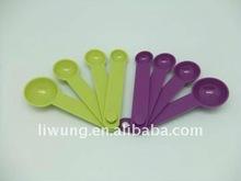 Heart shaped measuring spoon