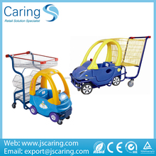 Baby/kid/children Shopping Trolley Cars Direct From Factory