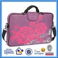 new fashion laptop bag pink mini used laptop bag ladies