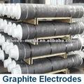 """Electrodo de grafito RP HP UHP diámetro 40-600mm o 1.6""""-24"""""""