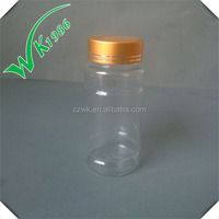 150ml PET food grade Plastic bottle for capsules