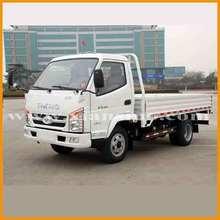 Light Truck 2T Cargo Truck