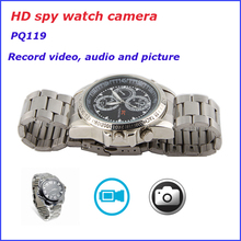 security camera of cheap and high quality wrist watch hidden camera