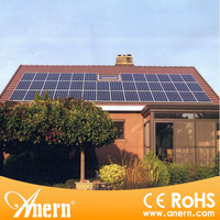15Kw fast construction and small investment solar panel system