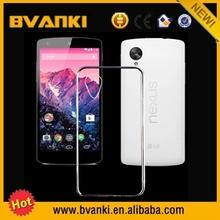 Puding Flexible Gel TPU Phone Case For LG Nexus 5,Sublimation Case For LG Nexus 5 Blank Phone Case For LG OEM New