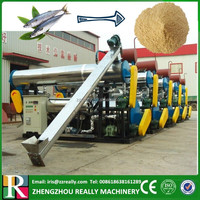 Hot sale fish meal machine / fish powder cooker and dryer / fish meal powder machine