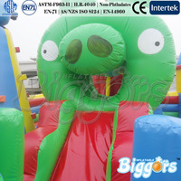 Hot Sale Inflatable Bouncer House Castle Fun City Combo Games