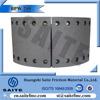 BPW200 Phenolic polyester reliable saftety brake assembly