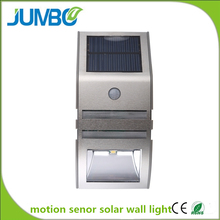 Designer professional solar compound wall motion light