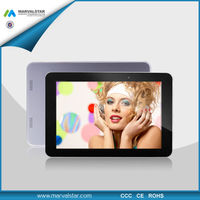 7inch WM VIA 8880 Dual core Tablet PC 1G,8GB, High resolution 1024*600pixel panel , Dual Camera ,Android 4.2 metal cover MID