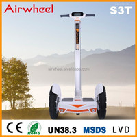2014 best seller Airwheel S3T cheap 2 wheel standing up electric motor scooter