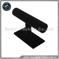 Black Velvet Jewelry Watch Bangle Bracelet Display Stand DS003V