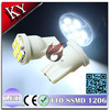 Best price and best service Top products led lamp 12v auto light,car led light led door courtesy light with car logo