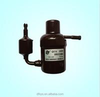 QX14 12-24V DC micro hermetic rotary refrigeration R134a compressor