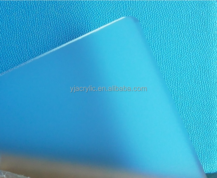Pmma Plexiglass Acrylic Frosted Glass Sheet Iso Factory