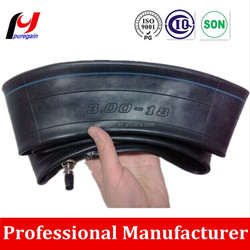 china famous motorcycle tube inner tube tyre 300-18 inner tube motorcycle