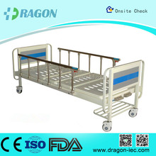 DW-BD171 Manual bed the most popular manual lift hospital bed with two functions for icu bed
