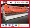 QC12Y-10X4000 cnc hydraulic shearing machine