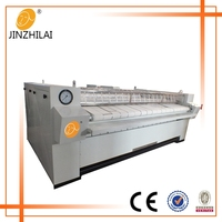 easy operated hotel laundry flatwork ironer
