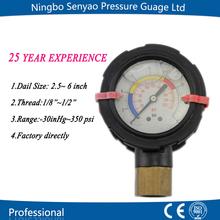 Hot Sale diaphragm seals for pressure gauges