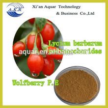 Natural health supplements goji polysaccharide 30% Active Lycii Extract
