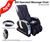 New Smart 3D Commercial Massage Chair/Vending Massage Chair