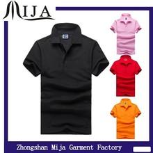 OEM cheap 100% cotton design your own logo custom blank polo shirt