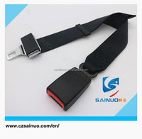 High quality auto seat belt extension made in china
