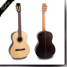 high quality rosewood all solid classical guitar price guangzhou FB-39S