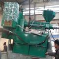 Funcionamiento estable de cáñamo de la prensa de aceite con una larga durabilidad