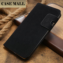 Mobile accessories cell phone PU retro leather cases for iphone 6plus