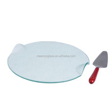 Microwave Safe Glass Pizza Baking Pan