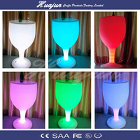 mini bar table wine glass table led bar table