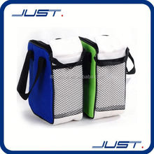 Low MOQ beautiful insulated type cans use wine cooler bag