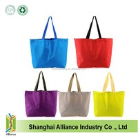 Cotton Storage Eco Reusable Shopping Bags Tote Foldable Grocery Bags Recycle Bag
