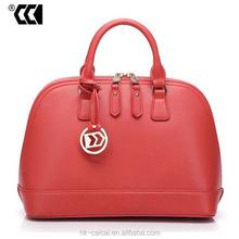 Hongkong CC brand Genuine Cowhide leather shoulder bag