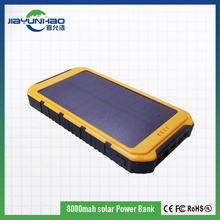 for iphone 6 charger good quality 8000 mah led lamp fast charging li-polymer battery power bank