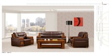 executive office luxury hand carved sofa set factory sell directly DY9