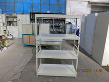 steel light duty shelving and racking storage shoe rack