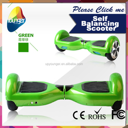 colourful and luxury self balancing unicycle hover board made in China
